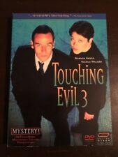 TOUCHING EVIL 3 Robson Green New Unsealed 2 DVDs R All