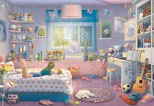 Jigsaw Puzzle Hidey Hole Sister's Space 200 pieces NEW