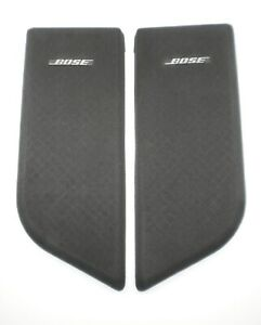 90-95 Nissan 300ZX Rear Speaker Covers Driver & Passenger DARK GRAY