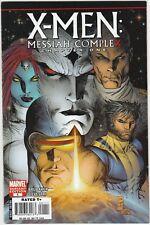 X-MEN MESSIAH COMPLEX CHAPTER ONE #1 MARVEL COMICS SILVESTRI VARIANT EDITION