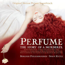 Perfume: The Story Of A Murderer (2006) soundtrack EMI Classics NEW htf OOP SS