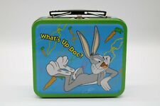 Bugs Bunny What's Up Doc Mini Lunch Box Tin Collectible