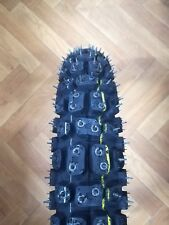 Motorcycle motocross winter ice spike tire Sava 110/80-18