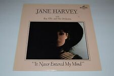 Jane Harey with Ray Ellis and His Orchestra~It Never Entered My Mind~Discovery
