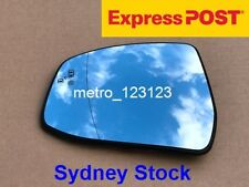 LEFT PASSENGER SIDE MIRROR GLASS FOR  FORD FOCUS 2012 - 2018 (WITH BLIND SPOT)