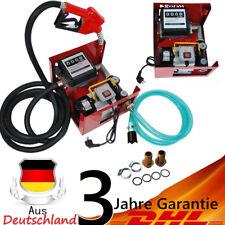 Dieselpumpe 60L/min Zählwerk und automatik Zapfpistole Heizölpumpe Tankstelle DE