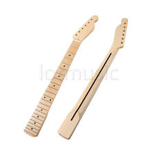 Kmise Electric Guitar Neck for Fender TL Parts Replacement Canada Maple 22 Fret