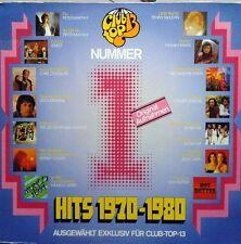 Club Top 13-Nummer 1 Hits 1970-1980 Peter Maffay, Sweet, Hot Butter, Fran.. [LP]
