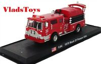 Amercom 1:64 Mack CF Pumper Engine 33 New York City Fire Department 1979 ACGB20