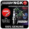 NGK Iridium IX Spark Plug fits MOTO MORINI 350 3½ Sport/Strada 350cc 74->84 [BPR