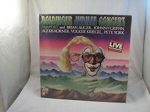 DOLDINGER Jubilee Concert Passport Orig 1974 German press Atlantic Gatefold LP