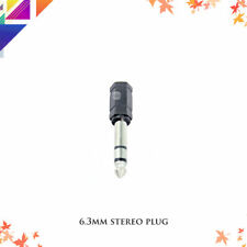 HELICON STEREO Audio Phone Plug (6.3mm)