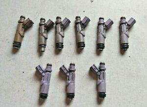 LEXUS 1S200 IS300 1999-2005 2.0 PETROL FUEL INJECTOR 23250-70120 ENGINE 1GFE