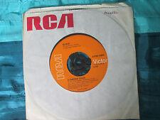 David Bowie Diamond Dogs  RCA Victor APBO-0293  7 inch Vinyl 45 single