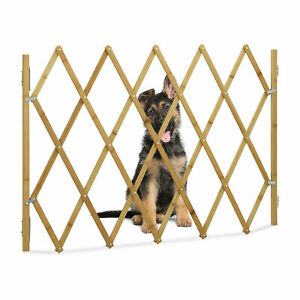 Hundeabsperrgitter ausziehbar Hundegitter Scherengitter Treppenschutzgitter Tür