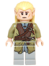 NEW LEGO LEGOLAS FROM SET 71219 THE HOBBIT AND THE LORD OF THE RINGS (DIM008)