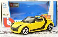 SMART ROADSTER 1:43 Model Miniature Car Diecast Models Die Cast