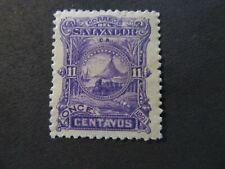 EL SALVADOR - LIQUIDATION STOCK - EXCELLENT OLD STAMP - 3375/02