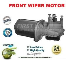 Frente Motor Limpiaparabrisas para Opel Tigra Twintop 1.3 CDTI 2004-2010