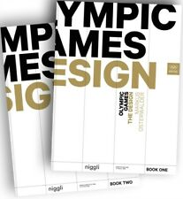 OLYMPIC GAMES THE DESIGN 2 VOLUMES BOXED