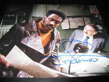 RICHARD ROUNDTREE SIGNED AUTOGRAPH 8x10 PHOTO SHAFT PROMO IN PERSON COA RARE F