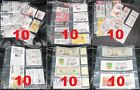 < 60 > COUPON SLEEVES ORGANIZER HOLDER PAGES BINDER SET  GREAT DEAL  BRAND NEW