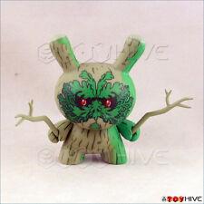 Kidrobot Dunny Ye Olde English vinyl figure tree by Doktor A  3-inch