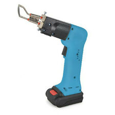 CORDLESS air-cooling HOT KNIFE Rope Cutter kd-dc100r KIT CON VALIGETTA