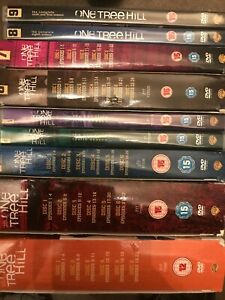 One Tree Hill Seasons 1 2 3 4 5 6 7 8 & 9 DVD Boxsets Choose From list