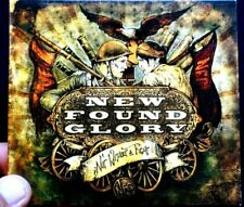 New Found Glory - Not Without A Fight  -  CD, VG