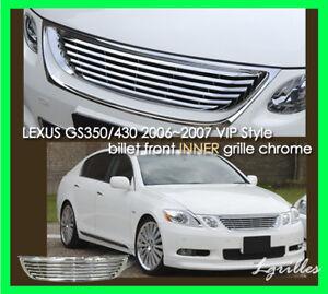 LEXUS GS350 430 2006-2007  front grille chrome VIP style