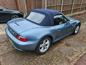 95-02 BMW Z3 E36 Convertible Mohair Soft Top Hood Roof *Fitted*