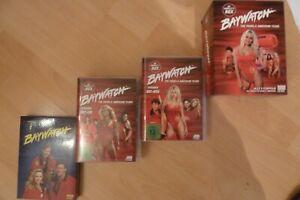 2 Baywatch BOX The Pamela Anderson Years  30 DVDs David Hasselhoff Erika Eleniak