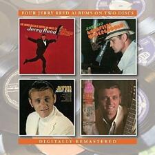 Jerry Reed - Unbelievable Guitar And Voice Of/Nashville Underground/Al (NEW 2CD)
