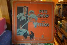 Very Old Parker Brothers Peg Cbow and Telka  Chinese Checkers