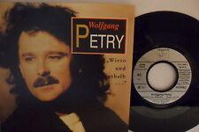 Wolfgang Petry - Wieso und Weshalb... - Single 1992 D - Hansa 74321 10638 7