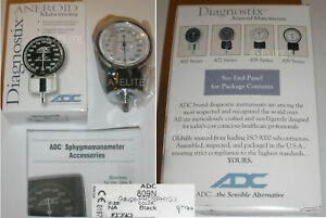 ADC DIAGNOSTIX 809N Aneroid Manometer Replacement Gauge For 770 775 780 785 790