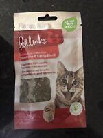 4X Smartkat Catnip HappyNip Silivervine stimulation Happy Nip by Worldwise Cat