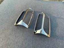 For Chevrolet Colorado Car Accessories Chrome Rear Taillight Cover Trim2015-2019