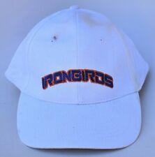 Aberdeen IronBirds Minor League Baseball Cap Hat MiLB Adjustable Snapback White