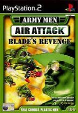 ARMY MEN AIR ATTACK BLADE'S REVENGE PER PLAYSTATION 2 GAME PS 2 GIOCO USATO