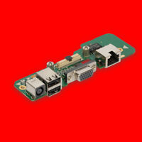 NEW POWER JACK USB Round BOARD for DELL Inspiron 1545 48.4AQ03.C11 00 DC charger