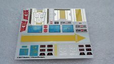 Ocean Detail Decals for MP10 Trailer mode New version,In stock