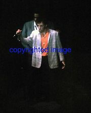 Bruce Springsteen + Clarence Oct. 11, 1980 Uptown Theater Chicago Color 8x10 H