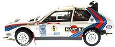 Autoart 88621 Lancia s4 Rally Argentina 1986 Biasion/siviero #5 1:18 nuevo/en el embalaje original