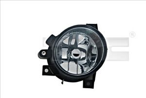 TYC Fog Light Right For SEAT Altea Xl Cordoba Ibiza III Leon Toledo 5P0941704
