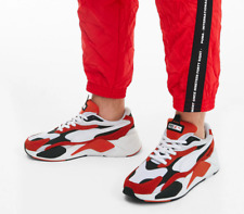 Puma RS-X³ Super - 372884-01 - Red / Black / White - Men's Athletic Shoe Size 13