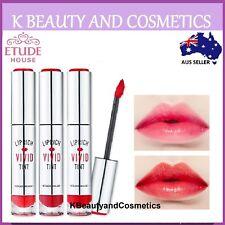 [Etude House] Lip Rich Vivid Tint (8 Colours)