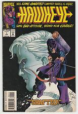 Hawkeye #1 (2nd Series) Marvel 1994 VF