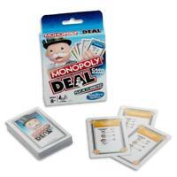 Hasbro Monopoly Deal card game.(Family Board Games - E3113)